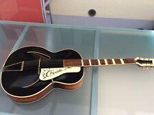 Alte Gitarre Archtop Schlaggitarre Jazzgitarre