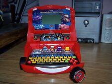 Disney Pixar Flash McQueen computer by VTECH