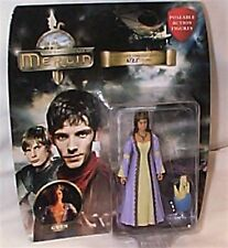 BBC MERLIN Gwen Action figure nuovo in pacchetto LIMITED EDITION