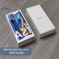 NEW Samsung Galaxy A21s 64GB 📲 SM-A217M/DS | Factory Unlocked Dual Sim | Blue