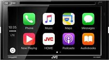 """New listing Jvc - 6.8"""" - Android Auto/Apple® CarPlay- Built-in Bluetooth - In-Dash Cd/D."""