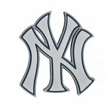 New MLB New York Yankees 3D Fan Foam Logo Holding Wall Sign Made in USA