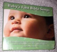 Baby's First Bible Songs 3 CDs