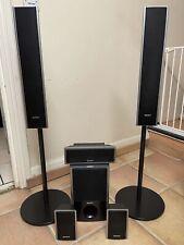 Sony DAV-DZ560 5.1 Home Cinema System 850W - Speakers Only.