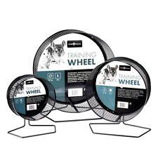 More details for little friends small animal hamster exercise/training wheel - 3 sizes
