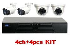Enxun 4CH AHR KIT 720P HDMI 1MP 720P AHD Camera High-Definition Kit MVR-HK372