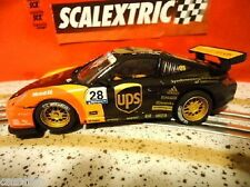 Scalextric Porsche 911 GT3 CUP UPS  1/32 Nuevo New