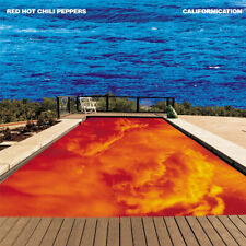 Red Hot Chili Peppers - Californication Album Cover Poster Giclée