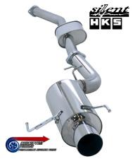 Genuine HKS Silent Hi-Power Cat Back Exhaust - For R34 GTR Skyline RB26DETT