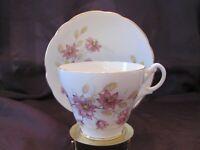 Royal Ascot England Bone China tea Cup and Saucer