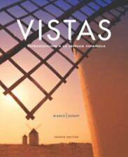 Vistas 4th Edition Looseleaf Edition with Supersite PLUS Code (Supersite, vText