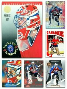 PATRICK ROY Hockey Cards **** PICK YOUR CARD **** From The LIST