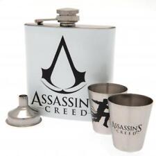 Assassins Creed Flachmann Set Offiziell Handelsware