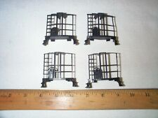 Lionel 6417-7 N5C Porthole Caboose Platform 6417 & MANY MORE! YOU GET 4 PCS NOS!