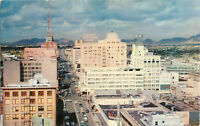 Postcard Tall Buildings, North Central Avenue, Phoenix, AZ