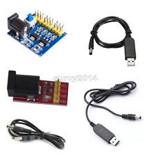 USB DC 5V to DC 9V/12V Step-up Module Converter 2.1x5.5mm Male Connector Plus