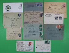 11 Briefe Litauen
