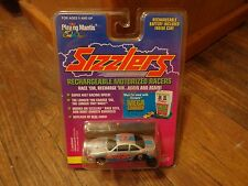 1996 PLAYING MANTIS SIZZLERS--STP BOBBY HAMILTON #43 NASCAR CAR (NEW)