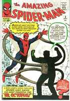 Amazing Spiderman 3 1ST DR. OCTOPUS Custom Made Cover REPRINT 1ST DOC OC