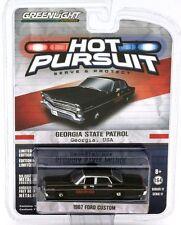 `67 Ford Custom POLICE Georgia State Patrol USA 1967**Greenlight 1:64 OVP