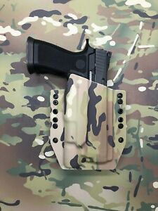 Multicam Kydex Holster for SIG P320 M17 Surefire X300 Ultra A Model