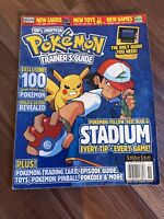 Unofficial Pokemon Trainer's Guide: Yellow, Red, Blue & Stadium Strategy Guide
