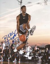 Billy Preston Kansas Jayhawks signed 8x10 photo 2018 NBA Draft 3