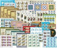 RUSSIA 2015 Q3 part of FULL YEAR Set in FULL SHEETS, MNH, Free Shipping