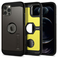 IPhone 12 Mini 12 12 Pro 12 Pro caso Max | Spigen ® [Tough Armor] Cubierta