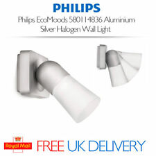 Philips Aluminium Contemporary Wall Lights