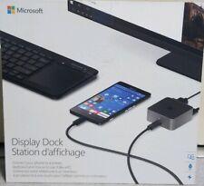 New-Microsoft HD-500 Display Dock Station–JX9-0000 LUMIA 950 OR 950 XL