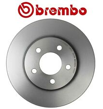 For Ford Mustang 4.0L Front Left or Right Coated Disc Brake Rotor 293mm Brembo