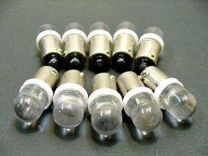 10 Ford Linc Merc White LEDs Instrument Panel 1815 Light Bulbs Domes Globes 1895