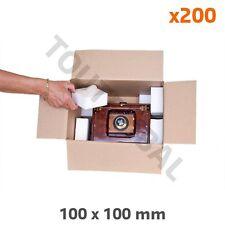 Plot mousse adhésif 100 x 100 x 25 mm (par 200)