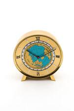Imhof Stiluhr mit 8-Tagewerk Weltzeit