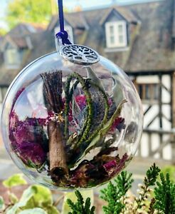 Witch Ball, Home Blessings, Protection And Love. Magic,Wiccan & Pagan, Gift, Orb