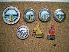 Pin's Police / GIGN /GSIGN/RAID/  ( prix pour 1 pin's )