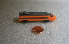 TGV Train Engine  Micro Machines Miniature Vehicle ( collectible, dioramas )