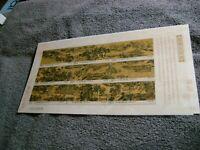 China (2004)-Sheet of 9 Art Painting by Zhang Zeduan-MINI SHEET.MNH
