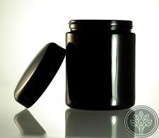 Ultraviolet 250ml Jar Herb / Kitchen / Storage UV Screw Top Glass Jar
