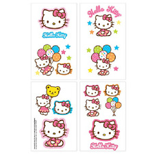 Amscan Bb100974 Hello Kitty Tattoos