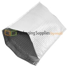 """100 Poly Bubble Mailers 7.25"""" x 9.75"""" Self Seal Padded Shipping Envelopes Bags"""