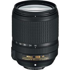Nikon Nikkor 18-140 mm F/3.5-5.6 SWM AS VR IF G ED Lens