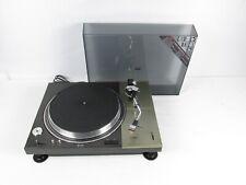 Vintage Panasonic Sl-1100 Turntable Record Player Matsushita Technics Super Rare