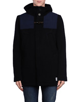 WOOD WOOD Duffle / Overcoat - L / XL - Nice Detail - RRP £395 - Excellent - BNWT