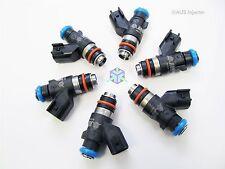 Set of 6 AUS Injectors 350 cc 33 Lb HIGH FLOW fit {V6 3.7L} FORD MUSTANG [D6-0]