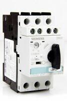 Siemens Leistungsschalter 20-25A 3RV1021-4DA10 + Hilfsschalter 3RV1901-1E