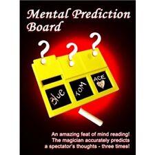 Mental Prediction Board - Royal Magic by Fun, Inc - Great Mentalism Magic!