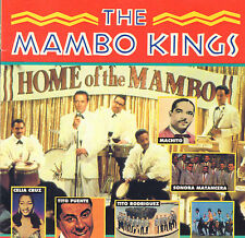 MAMBO KINGS -  HOME OF THE MAMBO (24 TRACK COMPILATION CD)