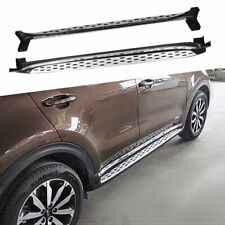 fits for KIA new sportage 2016-2020 Nerf Bar Side Step running board
